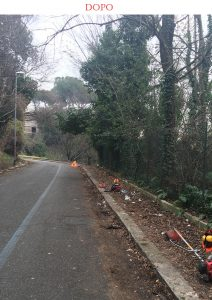 Via Jacovacci - Roma -